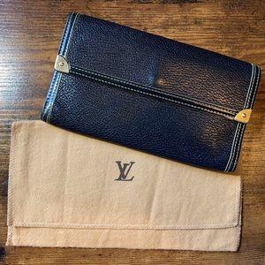 Authentic Vintage Louis Vuitton Long Wallet